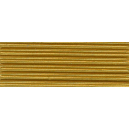 Wellpappe, 50 x 70 cm -gold-