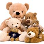 Puppen / Teddy